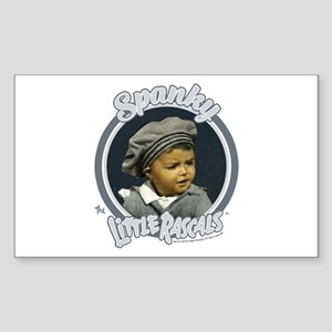 The Little Rascals: Spanky Sticker (Rectangle)
