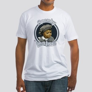 The Little Rascals: Spanky Fitted T-Shirt
