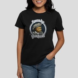 The Little Rascals: Spanky Women's Dark T-Shirt