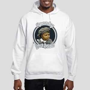 The Little Rascals: Spanky Hooded Sweatshirt