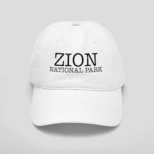 Zion National Park ZNP Cap