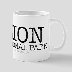 Zion National Park ZNP Mug