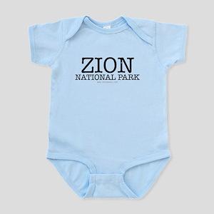 Zion National Park ZNP Infant Bodysuit
