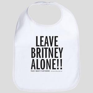 Leave Britney Alone Bib