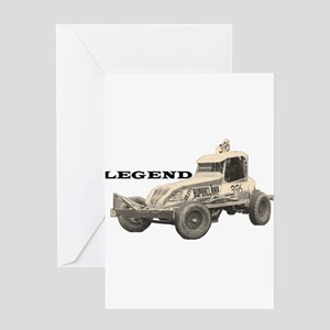 "Doug Cronshaw ""LEGEND"" Greeting Card"