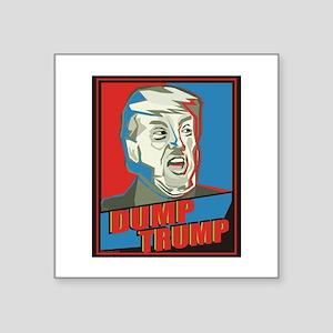 Dump Trump Sticker