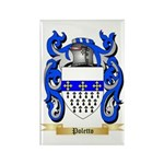 Poletto Rectangle Magnet (100 pack)