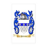 Poletto Sticker (Rectangle)