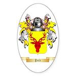 Pole Sticker (Oval 50 pk)