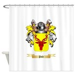 Pole Shower Curtain