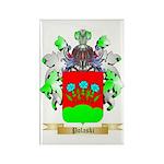 Polaski Rectangle Magnet (100 pack)
