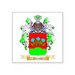 Polaski Square Sticker 3