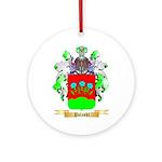 Polaski Round Ornament