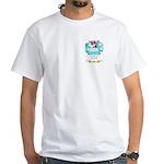 Pol 2 White T-Shirt