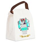 Pol 2 Canvas Lunch Bag