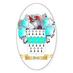 Pohl 2 Sticker (Oval)