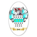 Pohl 2 Sticker (Oval 10 pk)