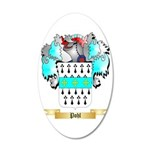 Pohl 2 35x21 Oval Wall Decal