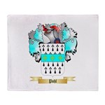 Pohl 2 Throw Blanket