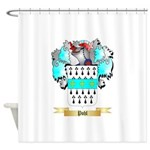Pohl 2 Shower Curtain