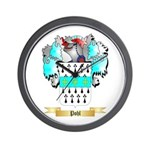 Pohl 2 Wall Clock