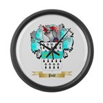 Pohl 2 Large Wall Clock
