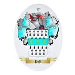 Pohl 2 Oval Ornament