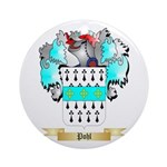 Pohl 2 Round Ornament