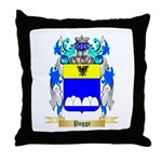 Pogge Throw Pillow