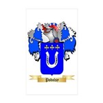 Podolsy Sticker (Rectangle 50 pk)