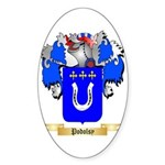 Podolsy Sticker (Oval 50 pk)