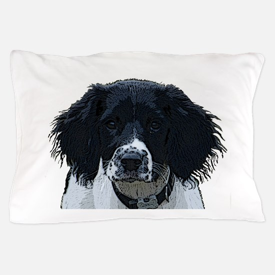 Cute Hunting dog Pillow Case