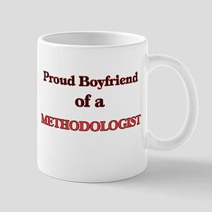 Proud Boyfriend of a Methodologist Mugs