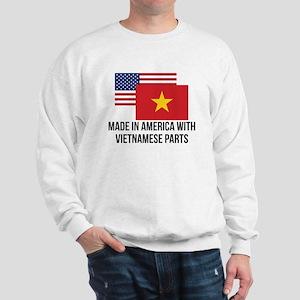 Vietnamese Parts Sweatshirt
