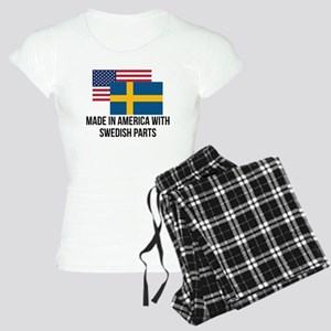 Swedish Parts Pajamas