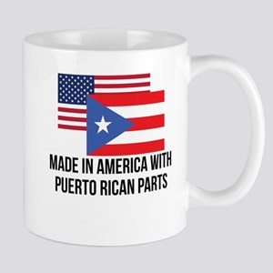 Puerto Rican Parts Mugs