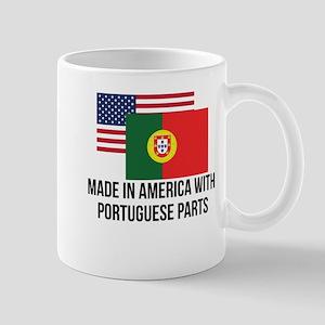 Portuguese Parts Mugs