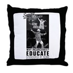 GENE ANDERSON Throw Pillow