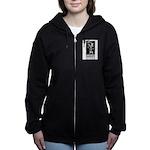 GENE ANDERSON Women's Zip Hoodie