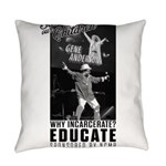 GENE ANDERSON Everyday Pillow