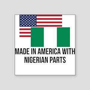Nigerian Parts Sticker