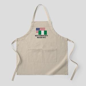 Nigerian Parts Apron