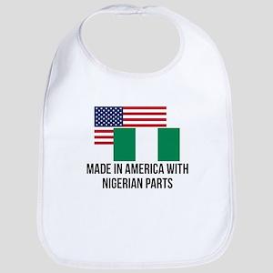 Nigerian Parts Bib