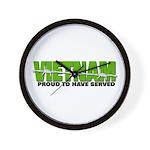 Vietnam Proud Wall Clock