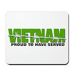 VIETNAM PROUD Mousepad