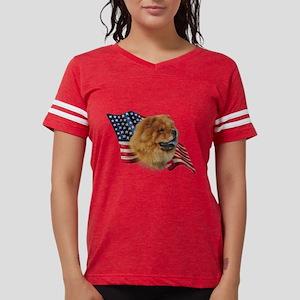 Chow Chow Flag T-Shirt