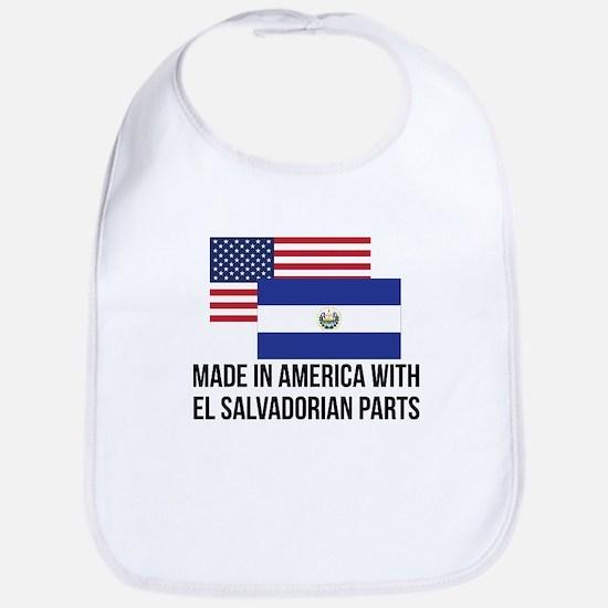 El Salvadorian Parts Bib