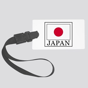 Japan Large Luggage Tag
