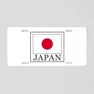 Japan Aluminum License Plate