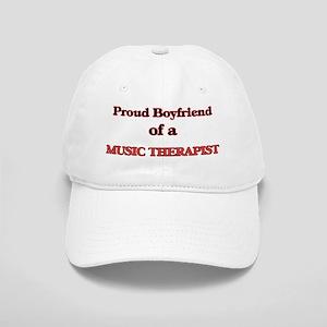 Proud Boyfriend of a Music Therapist Cap